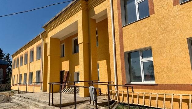 У Шпикові облаштовують дитячий садок на 70 місць