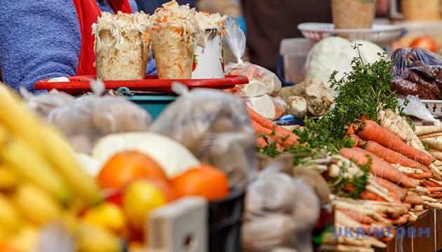В Україні запрацювали 562 агропродовольчі ринки