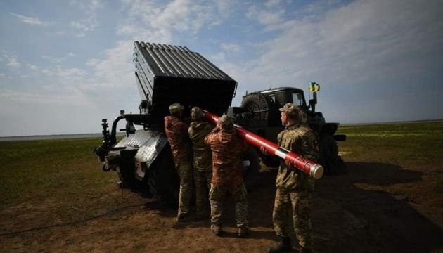 Ucrania prueba nuevo misil Taifun-1