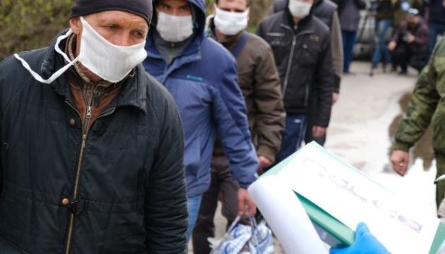 Обсервація на Донеччині: стан здоров'я звільнених з полону 23 українців - задовільний