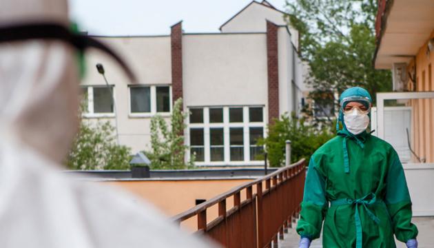 Ucrania suma 14.195 casos de COVID-19 tras confirmarse 504 nuevos contagios