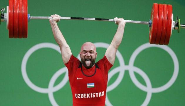 Олімпійський чемпіон з важкої атлетики з Узбекистану дискваліфікований за допінг