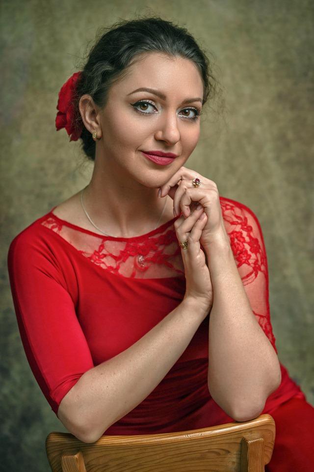 Оксана Комаренко