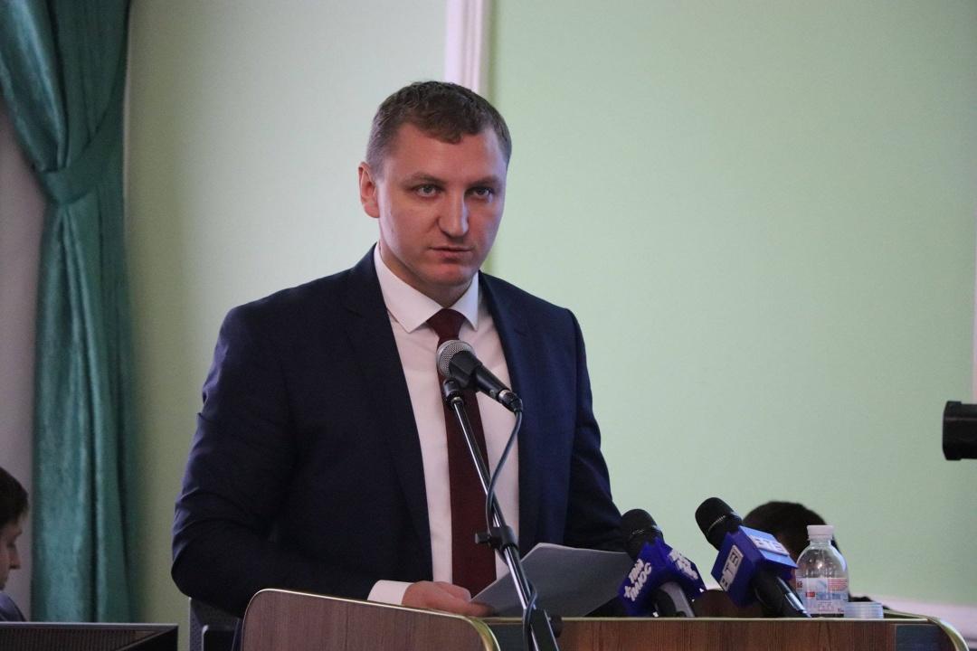Олександр Паливода / Фото: apk-kherson.gov.ua