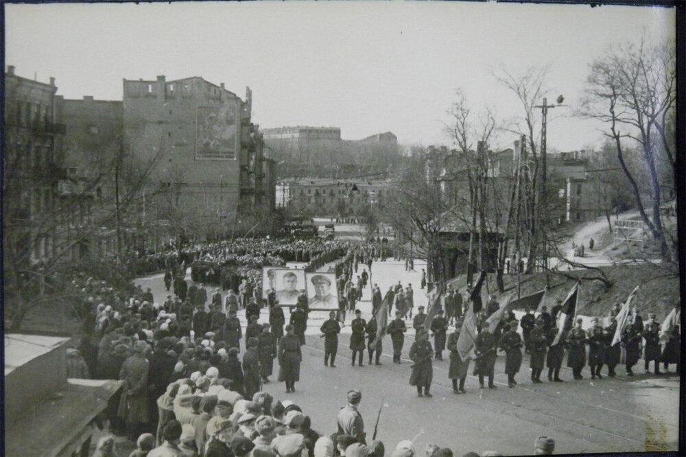 Похорон Ватутіна