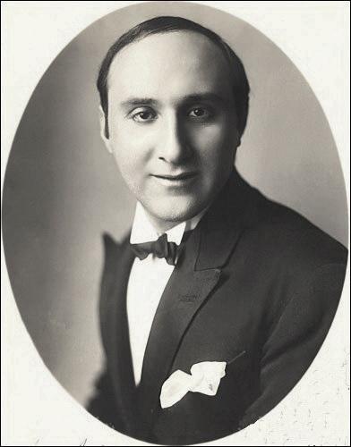 Дмитро Тьомкін, 1925 р.