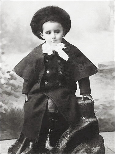 Дмитро Тьомкін, приблизно 1899 р.
