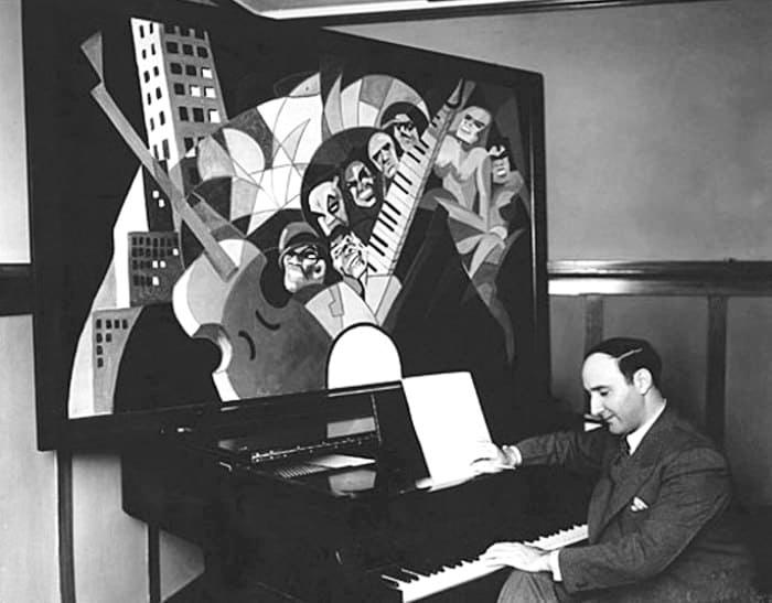людина-джаз Дмитро Тьомкін, Голлывуд, початок 1930-х рр.