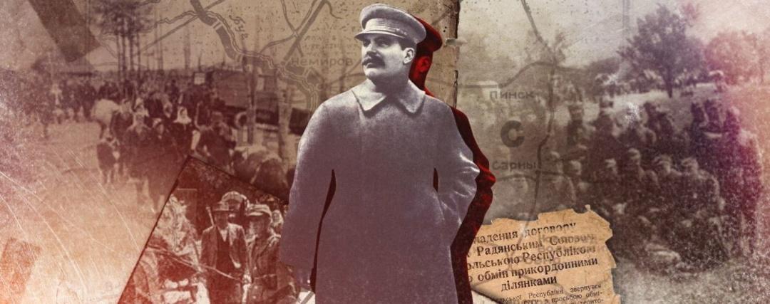 Депортація за велінням Сталіна