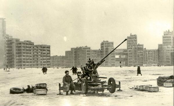 Харків у воєнну пору