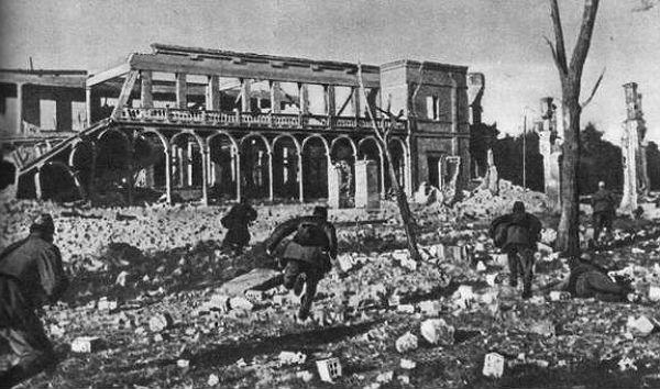 Вуличний бій у Києві. Листопад 1943 року