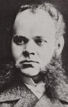 Батько поета Олександр Максимович Кирієнко-Волошин