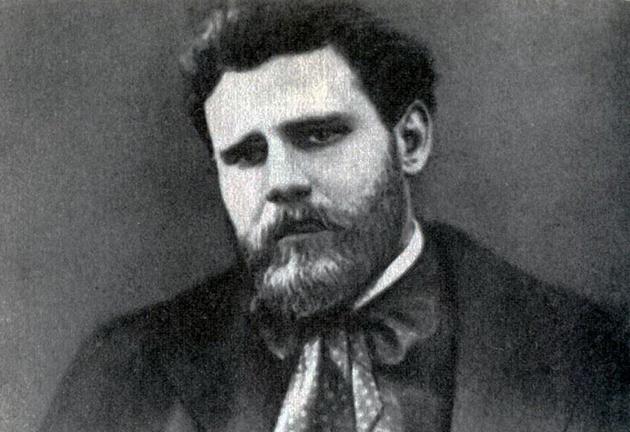 Максиміліан Волошин, Париж, 1905 р..jpg
