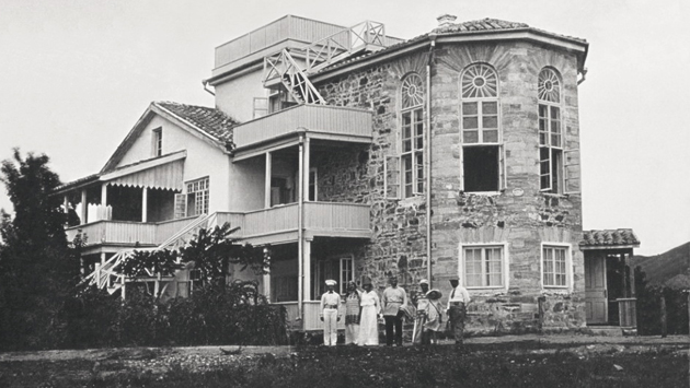 Будинок поета в Коктебелі