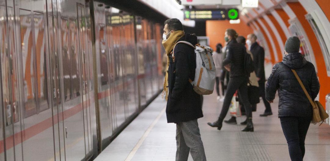 У Відні діє вимог аобов'язкових масок