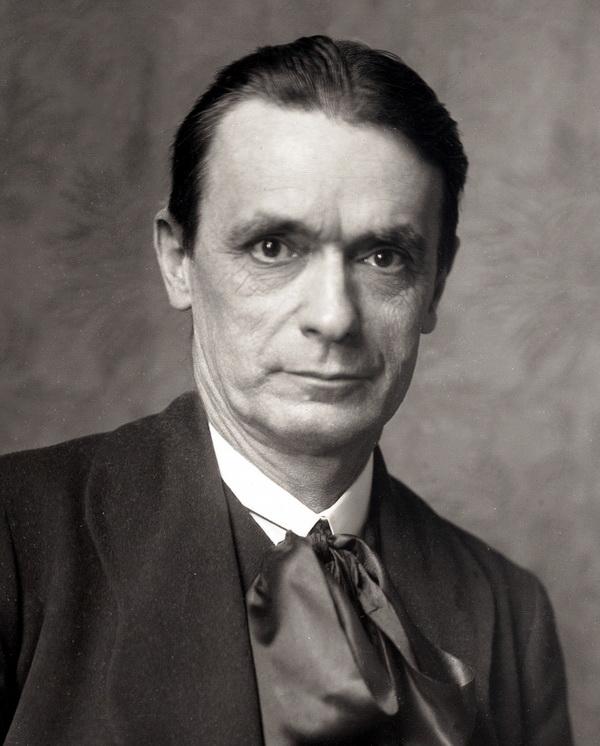 батько антропософії Рудольф Штайнер,1916 р.