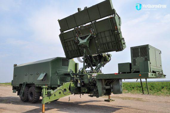 """Завод """"Іскра"""" розробив новітню радіолокаційну станцію"""