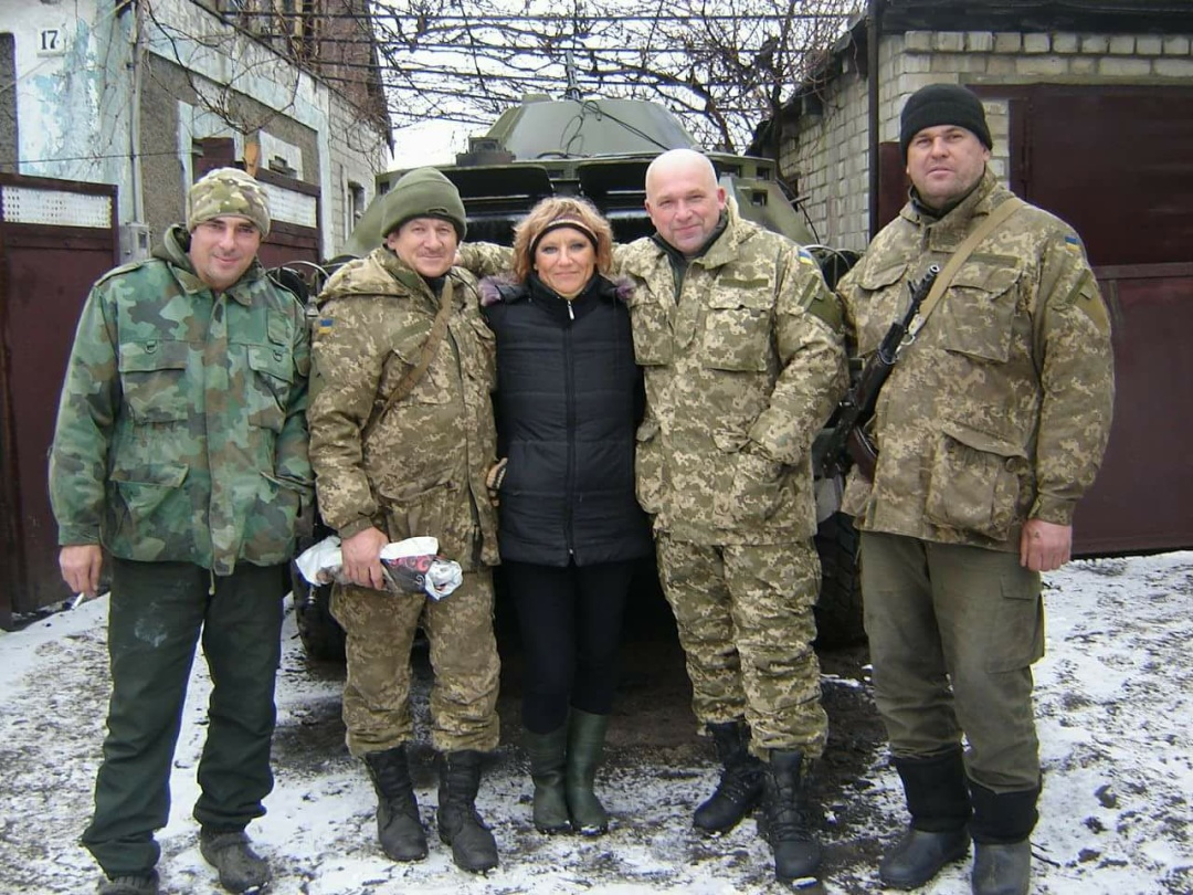 Авдіївка, кінець грудня 2015 року