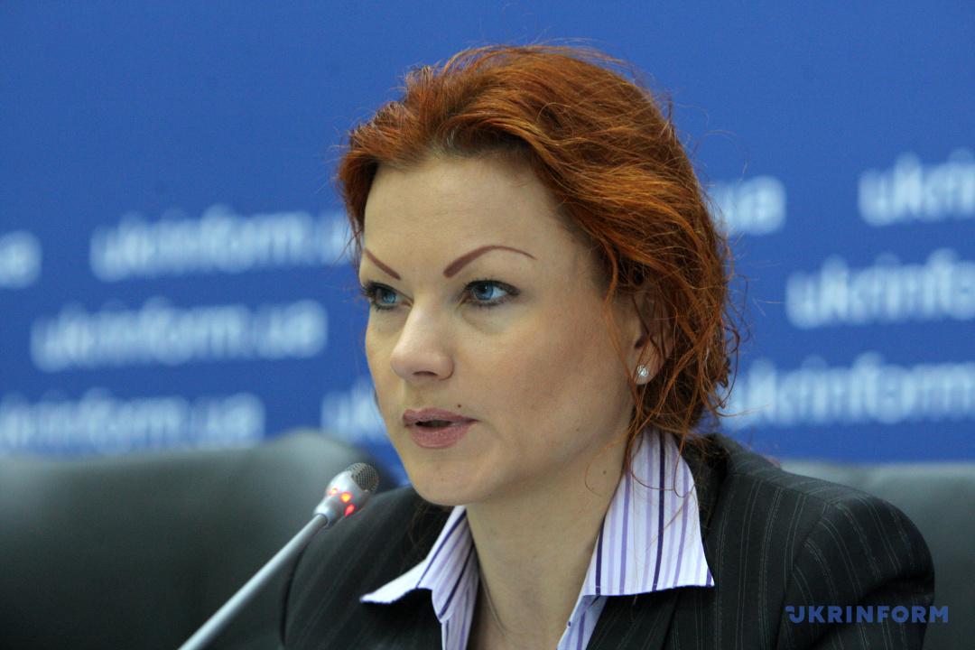 Юлія Осмоловська