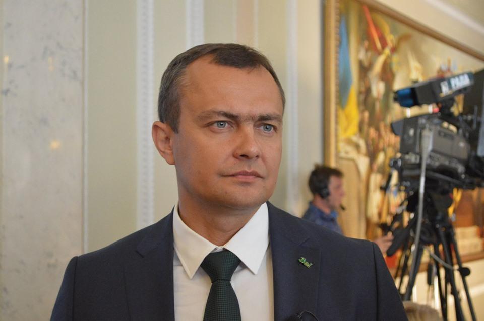 Голова парламентського Комітету з питань бюджету Юрій Арістов