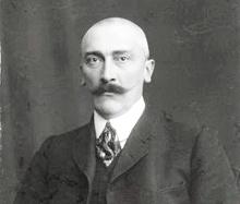 професор В.Г. Цеге-фон-Мантейфель