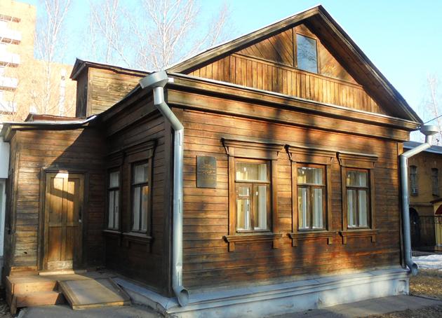 Музей, М.Н.Бурденка, вул. Лермонтова, 28, Пенза