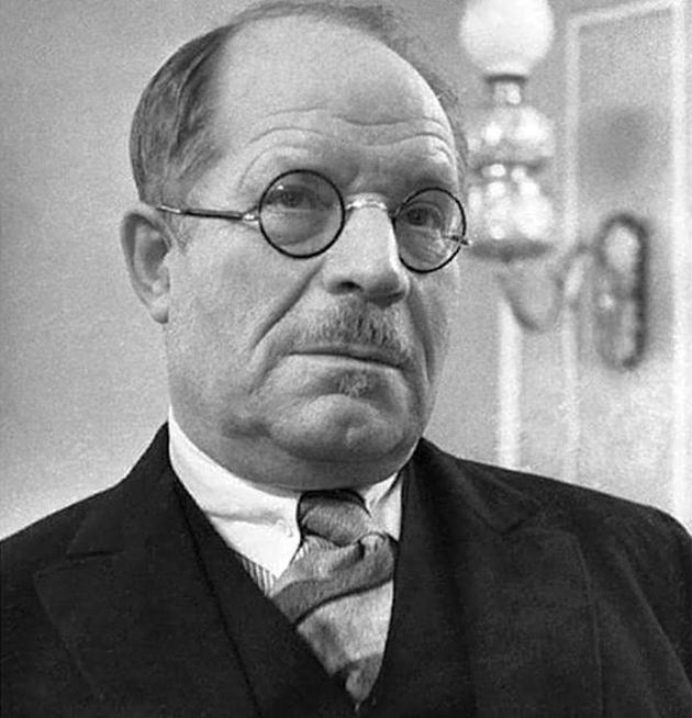 Засновник радянської нейрохірургії Микола Бурденко