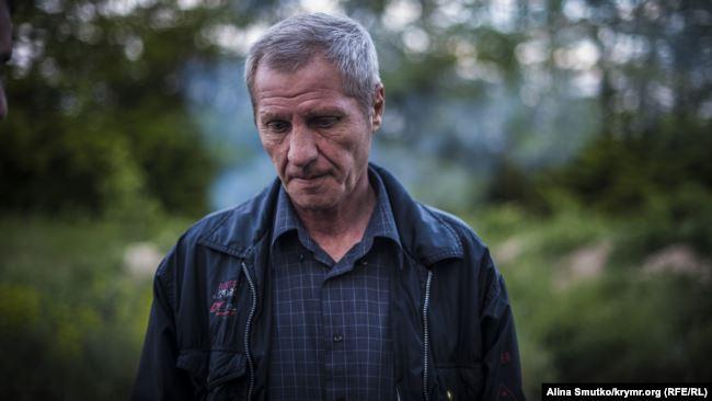 Батько викраденого - Умєр Ібрагімов