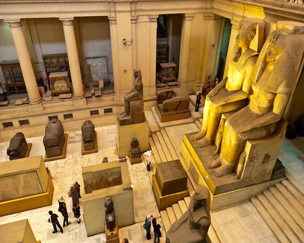 Мінтуризму і старожитностей Єгипту вдвічі скоротило плату