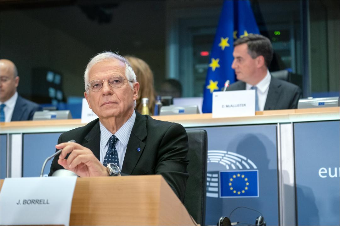 Жозеп Боррель / Фото: European Union/EP