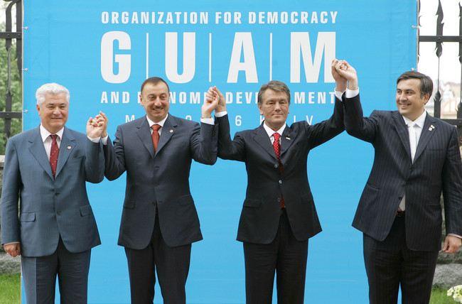 """Усі чотири країни-учасниці організації мають """"гарячі точки"""", до виникнення яких приклалася РФ"""