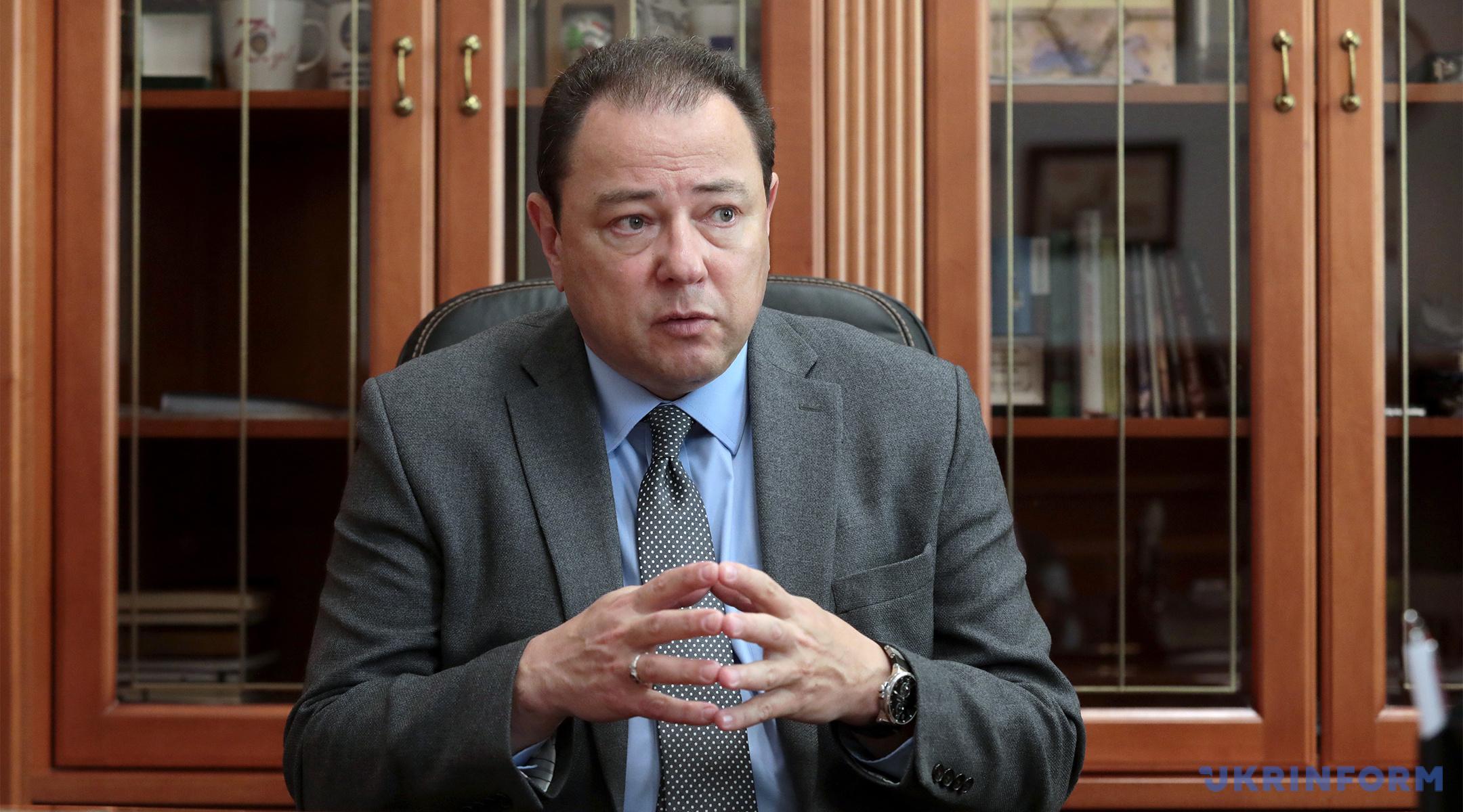 セルギー・コルスンスキー駐日ウクライナ大使