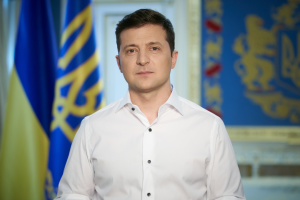 Zelensky greets Muslims on beginning of Ramadan