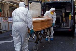 Кількість жертв COVID-19 у Британії наблизилася до 37 тисяч