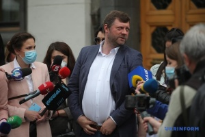 """Корнієнко не збирається у відставку через скандал із """"корабельною сосною"""""""