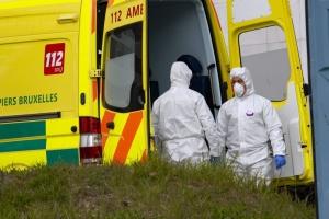 Ситуація з COVID-19 у Бельгії погіршується: за добу - понад 15 тисяч хворих