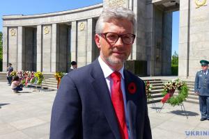Посол закликає Бундестаг підтримати будівництво меморіалу українським жертвам нацизму