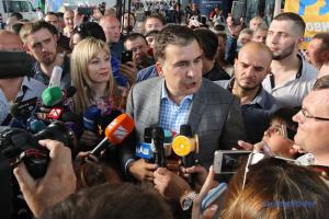 """Рада суддів обурена заявами Саакашвілі про """"фундаментальний переділ"""""""