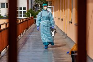 3.372 neue Coronavirus-Fälle in Ukraine gemeldet