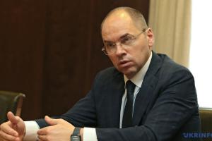 Степанов: Понад чотири тисячі медпрацівників хворі на COVID-19