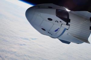 Корабель Crew Dragon вже на орбіті та прямує до МКС