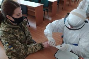 В українській армії - 137 нових випадків коронавірусу