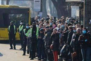 Транспортний колапс у столиці: через вихід з карантину чи щось інше?