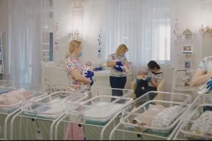 У Києві за час карантину народилися понад 20 тисяч немовлят