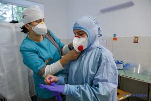 Covid-19 en Ukraine : la situation sanitaire poursuit son amélioration
