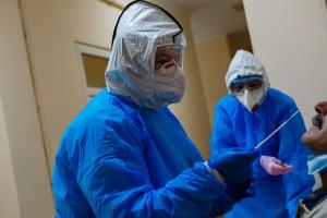 На Київщині за добу підтвердили 311 нових випадків COVID-19