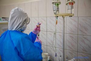 На Донеччині більше як половина випадків COVID-19 - у Маріуполі