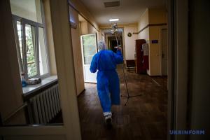 In Ukraine 21.905 Coronavirus-Fälle bestätigt, neue 321 Fälle binnen eines Tages