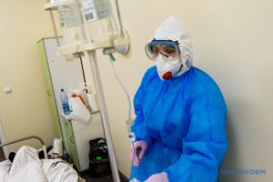 Ukraine reports 550 new coronavirus cases, bringing total to 26,514