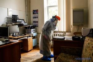 На Київщині кількість випадків COVID-19 рекордно зросла за добу